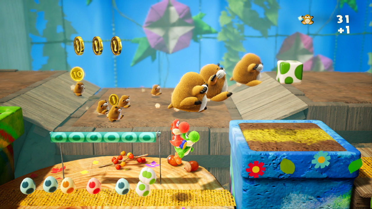 Yoshi's Crafted World for Nintendo Switch $59.99 - Pre-purchase 1