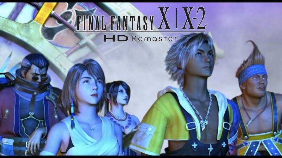 Final Fantasy X / X-2 HD Remaster on the Nintendo Switch and Xbox One 4