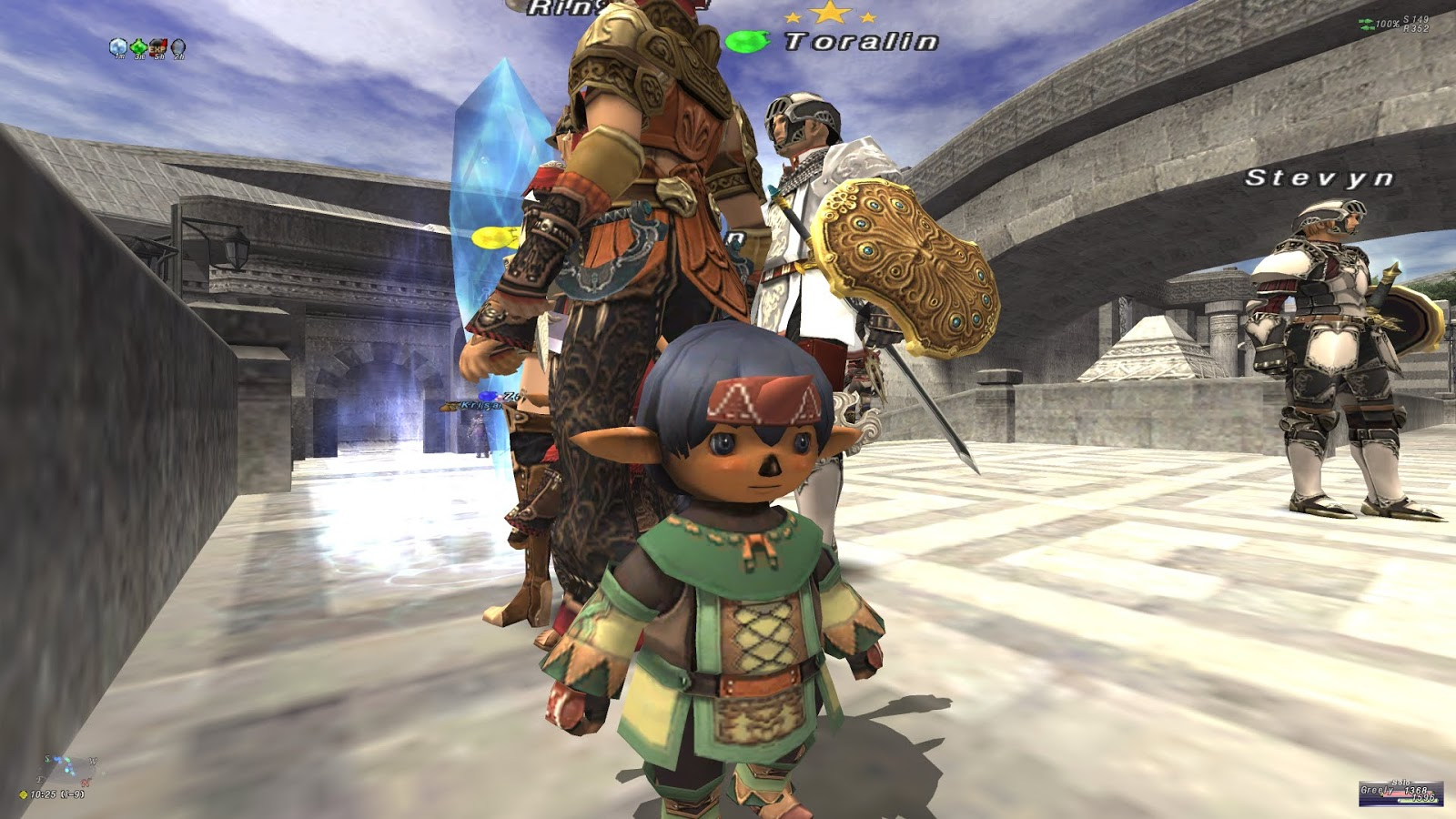 Final Fantasy XI released the May update, preparing to head to the 17th anniversary 1