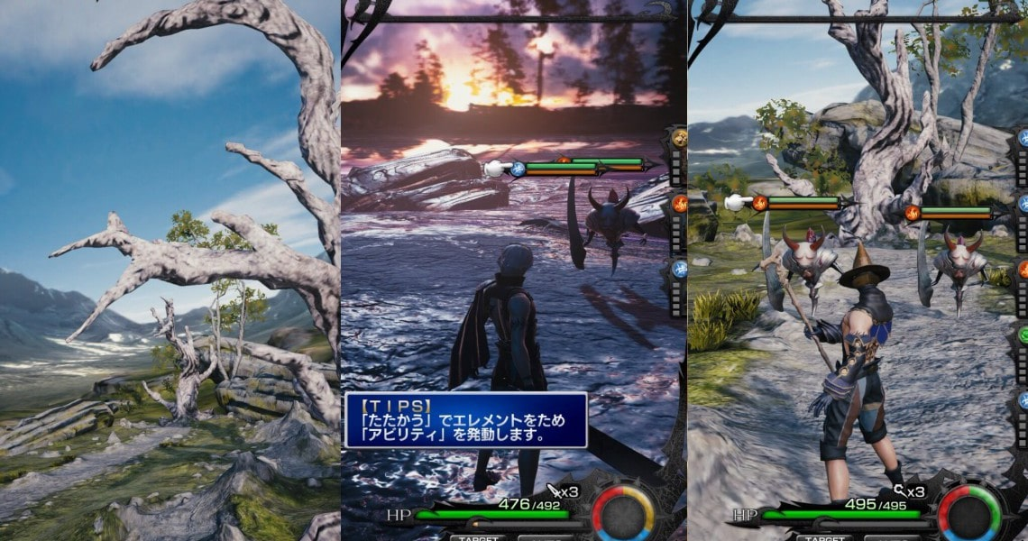 Mobius Final Fantasy reached 20 million downloads 2