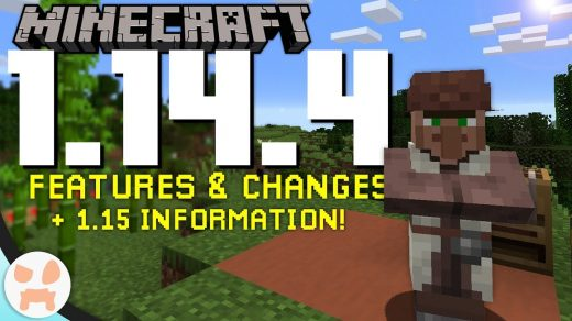 Download Minecraft 1.14.4 PC - Game build open world combined survival