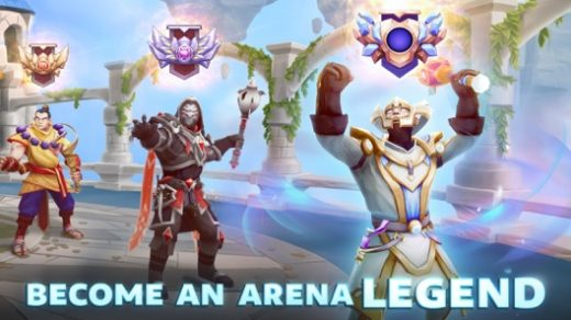 Download Manastorm: Arena of Legends 1.2.3 for iOS