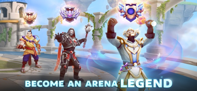 Download Manastorm: Arena of Legends 1.2.3 for iOS