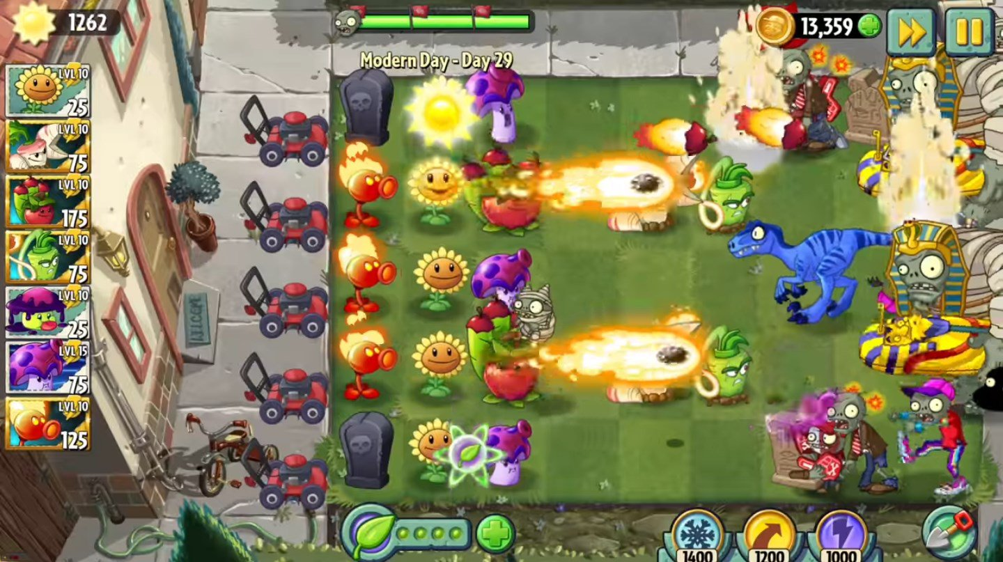 Plants vs. Zombies 2 Free download for PC 7