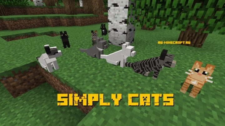 Simply Cats Mod