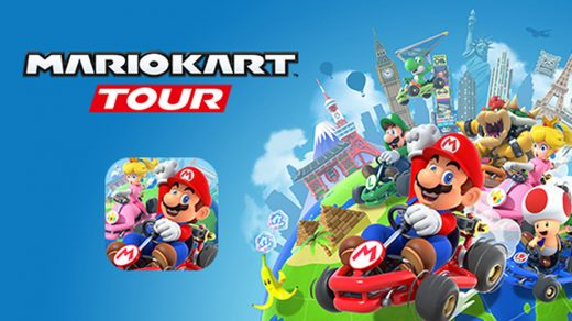 Mario Kart Tour free on the PC - Download now 2019