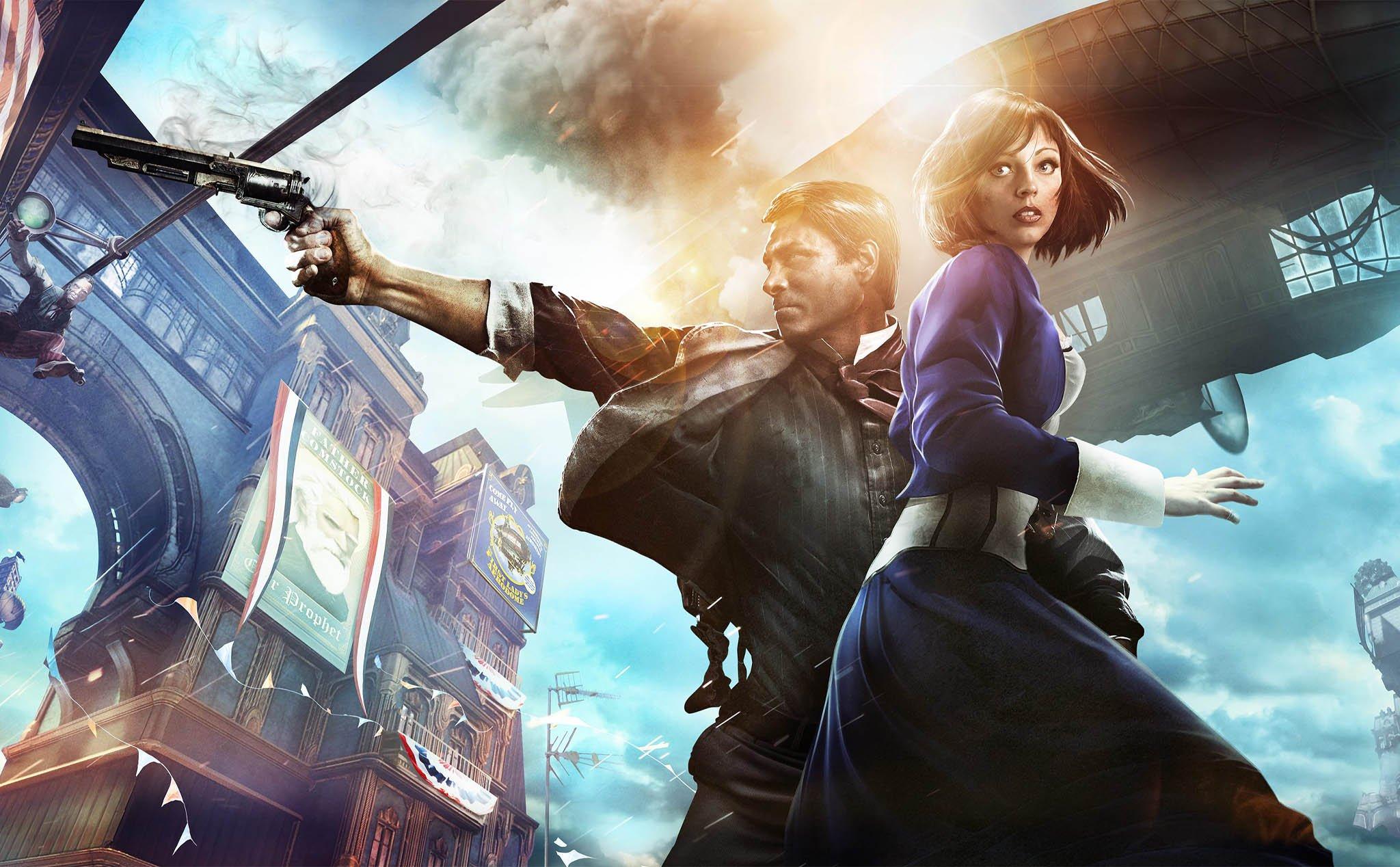 Bioshock new version is under development 3